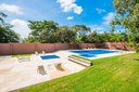Pool Area of 3 Bedroom Spacious Condominium in Residence at Playa Langosta