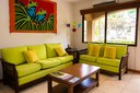 Living Area of Charming Budget Friendly Condominium in Brasilito, Guanacaste