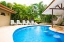Pool Area of Charming Budget Friendly Condominium in Brasilito, Guanacaste