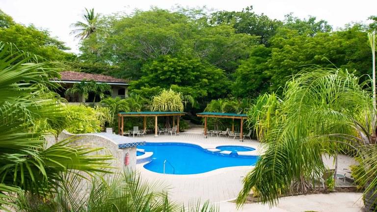 Casa del Sol 4: Eco Friendly Condominium in Walking Distance of Playa Penca