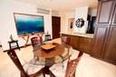 Living Area of Ocean View Luxury Condominium in Playa Flamingo