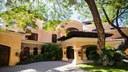 Exterior of Beachfront Ocean View Luxury Mansion in Playa Flamingo
