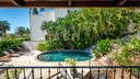 Pool Area of Remodeled Ocean View Villa with Private Apartment in Flamingo