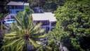 Aerial View of Luxury Cliffside Ocean Access Villa in Flamingo