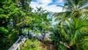 Beach Area of Luxury Cliffside Ocean Access Villa in Flamingo