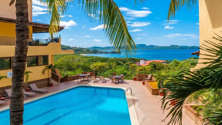 Presidential Suite 3: A Charming Duple Condominium with Breathtaking Ocean View
