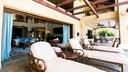 Pool Area of Amazing 6 Bedroom Luxury  Oceanfront Villa directly on Flamingo Beach