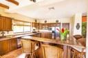 Kitchen of Ocean View 4 Bedroom Villa with Pool in Pacific Heights, Potrero