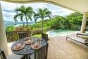 Terrace of Ocean View 4 Bedroom Villa with Pool in Pacific Heights, Potrero