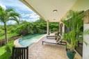 Pool Area of Ocean View 4 Bedroom Villa with Pool in Pacific Heights, Potrero