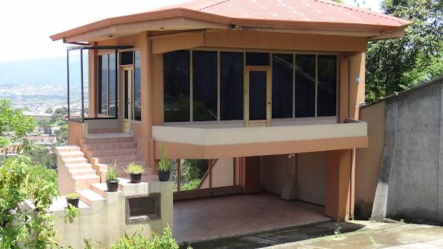 Mountain house for sale in escaz english - Casas prefabricadas costa rica ...
