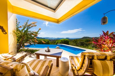 Casa Caballito De Mar: Beautiful Ocean and Valley view Home