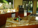 Beautiful Granite counter tops!