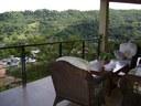 Outdoor Terrace!
