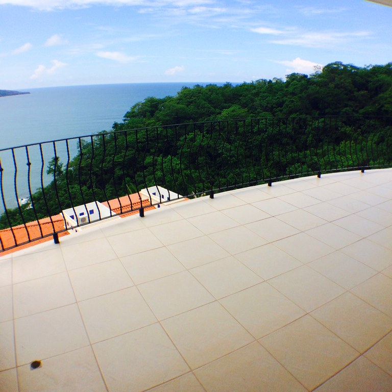 Beach Houses For Sale In Costa Rica: Flamingo Towers Unit 11: Unique Hillside Condominium For