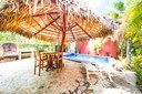 Palapa, BBQ and Pool