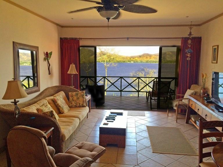 Flamingo Marina Resort 524: Oceanfront Condominium For Sale in Playa Flamingo