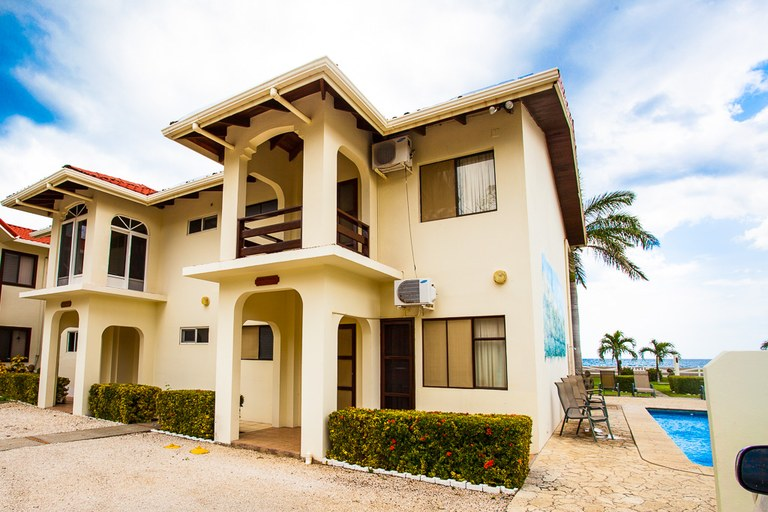 Pacific Beach 14: Beachfront Villa Now Available for $285,000!