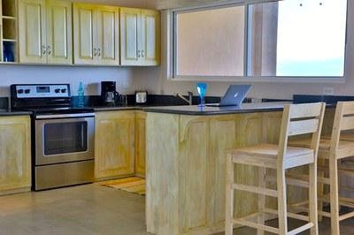 Phase II Condo-Kitchen