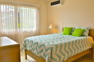 Phase II Condo-Master Bedroom