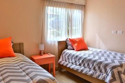Phase II Condo-2nd Bedroom