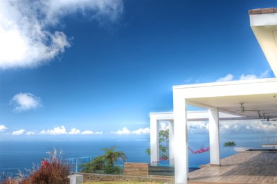 Panoramic ocean view in luxury houses for sale in Puntarenas, Costa Rica