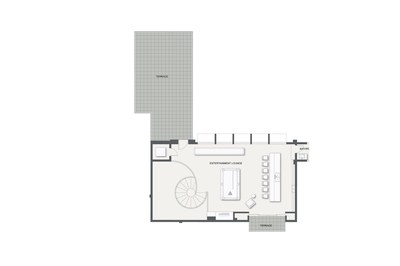 Floor Plan: Main Home-2nd Floor