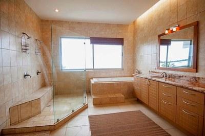 Condo 1-Master Bathroom