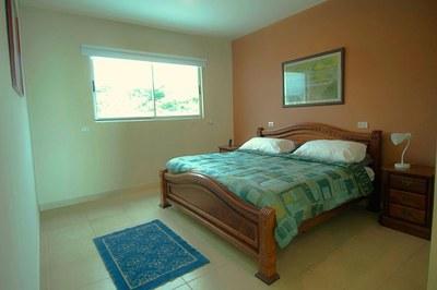 Condo 1-Master Bedroom