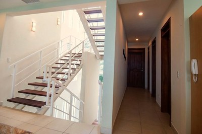 Condo 1-Stairs