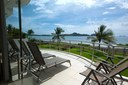 Luxury beach front condo-duplex for sale in Potrero, Costa Rica