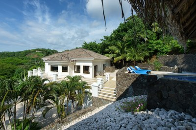 Pura Vida Villa: Great Ocean View Opportunity! Price Reduced!