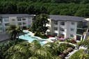 Luxury condos for sale in an ocean-front gated community in Puntarenas, Costa Rica.