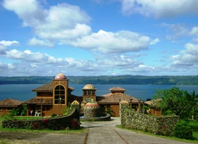 ALHAMBRA OF LAKE ARENAL: Spanish Style Mansion with commercial potential REDUCED PRICE