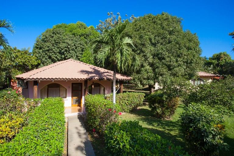 Villaggio Flor del Pacifico 2, unit 432: Charming 2 Bed, 1 Bath Villa For Sale in Playa Potrero