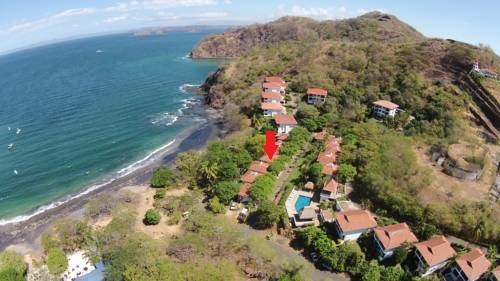 Villa #3 Los Almendros, Playa Ocotal: Beachfront 3 Bedroom Villa located in Ocotal Beach.