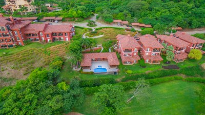 Reserva Conchal Aerial View