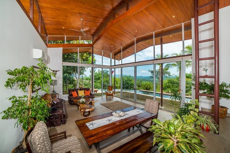 Casa de Gracia: Custom designed home in Rancho Villa Real gated community