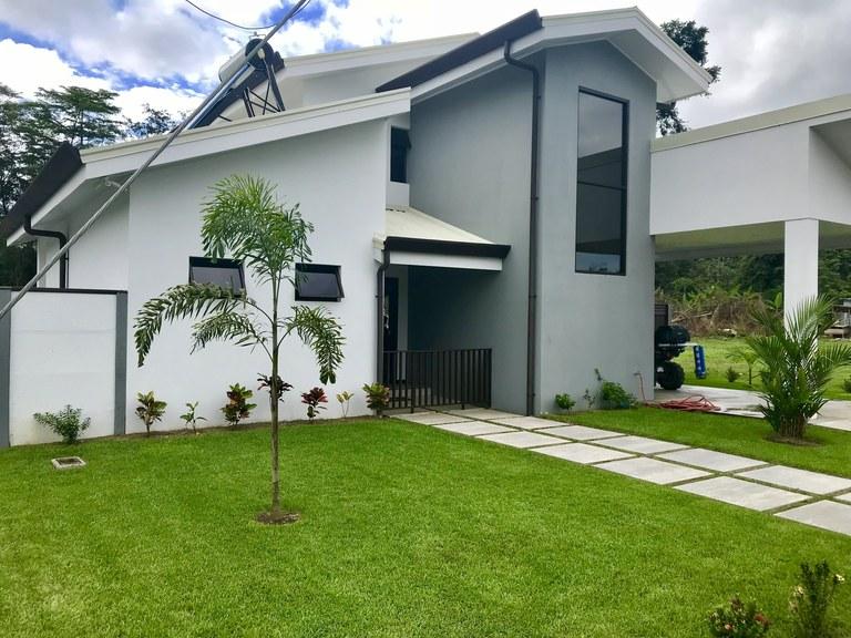 3B/4B House for sale in Jardines Del Sol, New Coastal Development in Uvita Costa Rica - North American Standards!
