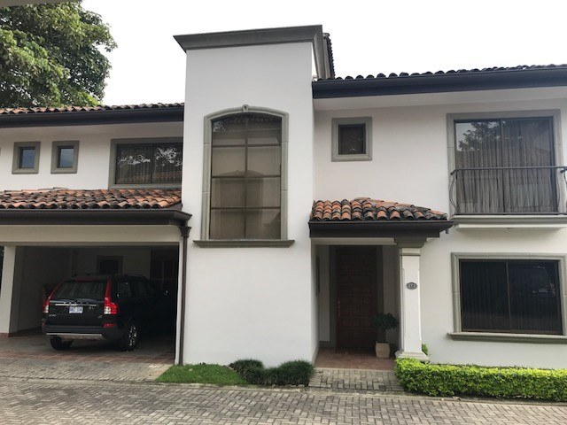 House for sale gated community Cerro Alto Guachipelin Escazu
