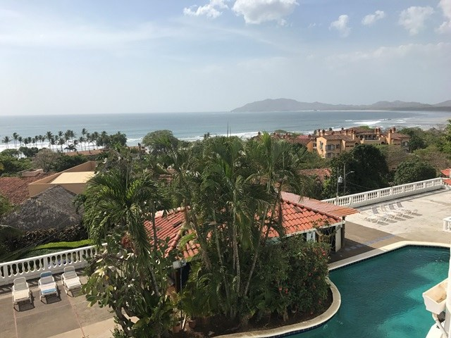 Penthouse with ocean view in Tamarindo
