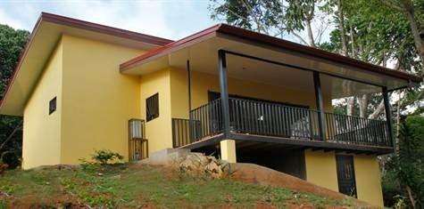 Se Vende Casa en la Montaña en Barú