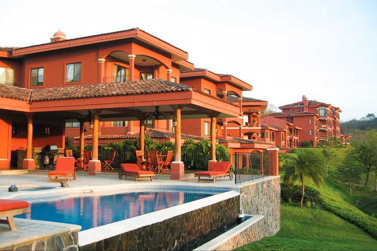 Bougainvillea 2101-Reserva Conchal: Oceanfront Condominium For Sale in Cabo Velas