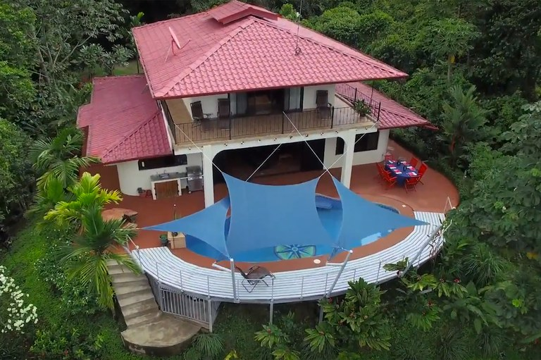 Mountain House For Sale in Dominical