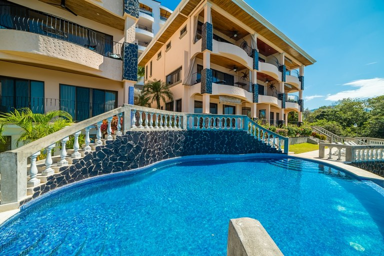 Flamingo Towers  Oceanside Villa Unit 3:  3 BR/3BA- 2-Story -  Sunset Views Year Round!