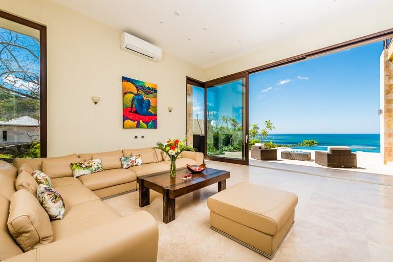 Tamarindo Beach Sunset Villa: Amazing Panoramic Ocean Views