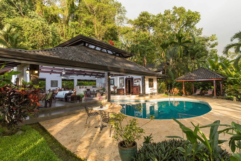 Mountain House For Sale in Uvita