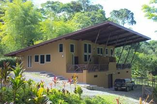 Modern Duplex-Style Home in Uvita