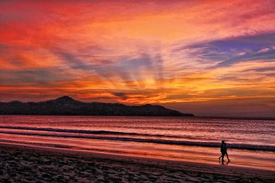 15 - Breathtaking Brasilito Sunset - Brand New Home Walkable to the Beach.jpg