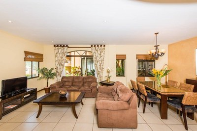 Comfortable living room with space for guests - Ocean-vicinity Luxury Condo For Sale.jpg